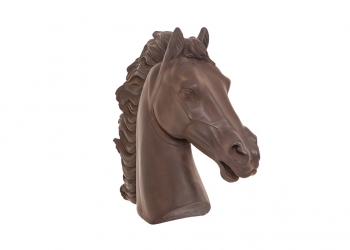 Broughton House Horse Head