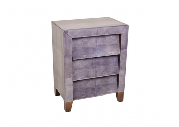 Broughton House Bespoke Blue Side Table
