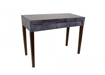 Broughton House Bespoke Blue Tall Side Table