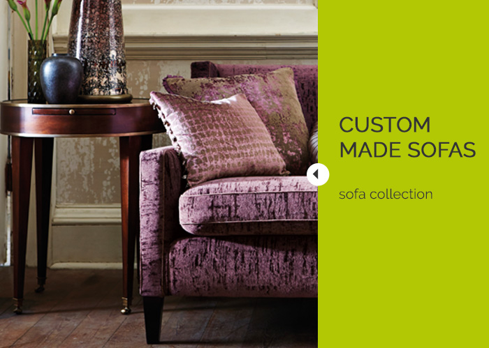 Custom Made Sofas