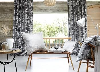 Baroque Custom Made Curtains