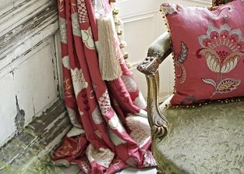 Handmade Opera Curtains