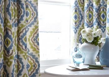 Lombok Custom Made Curtains