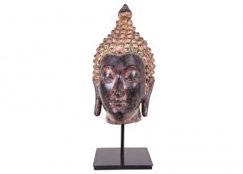 Broughton House Gold Head Figure