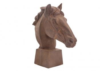 Broughton House Horse Statue