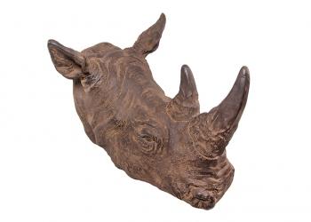 Broughton House Rhino Statue