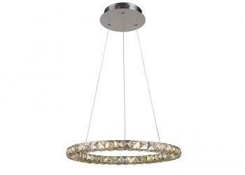 Broughton House Circle Crystal Lighting