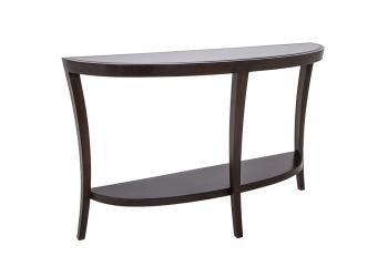 Broughton House Wood Half Oval Corridor Table