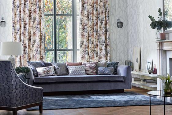 Bespoke Harlequin Sofa