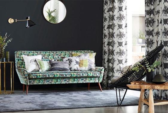 Harlequin Sofa