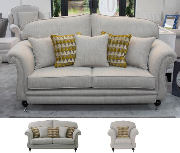 Ambassador brand sofa by broughton house interiors